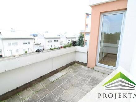 Hörsching Zentrum: Schöne 3 Zimmer-Wohnung in Ruhelage mit Balkon und Terrasse!!