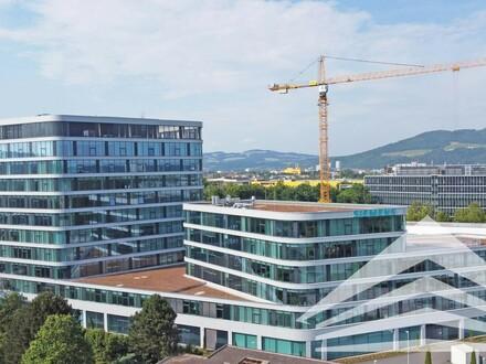 1400 M² auf einer Ebene in der Techbase Linz - Business Campus der Zukunft