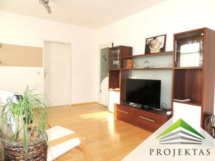 Gemütliche 2 Zimmerwohnung mit Loggia in zentraler Linzer Stadtlage