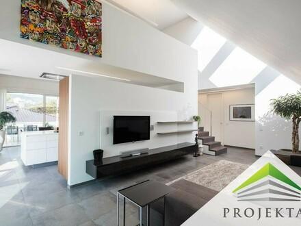 Sensationelles High-End Design-Penthouse in nobler Urfahraner Lage! (Provisionsfrei!)