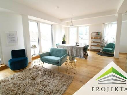 Großzügige Neubau-Maisonette in priviligierter Innenstadtlage
