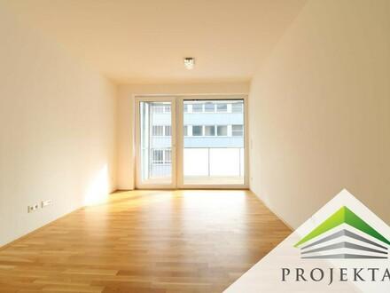 2 Zimmer-Neubauwohnung mit Küche & Loggia in Linz-Urfahr