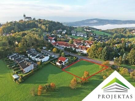 Begehrte Wohnlage: Sonniger Baugrund am Pöstlingberg