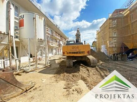 Zügiger Baufortschritt! Nur noch 4 geförderte Neubauwohnungen in Ottensheim!