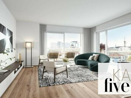 KAIfive - DIE Landmark in der Kaisergasse - Ihre Wohnung der Superlative! | Baubeginn erfolgt!