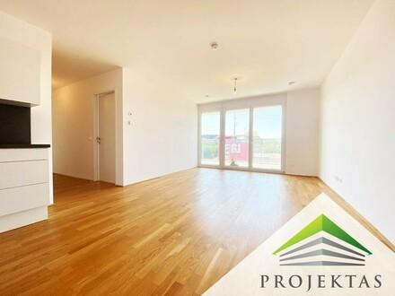 Sonnige 3 Zimmer-Neubauwohnung mit großer Loggia und Küche - ab sofort verfügbar!