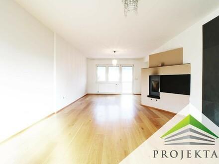 Leonding/Doppl - Großzügige Wohnung mit Küche & Wintergarten in ruhiger Siedlungslage