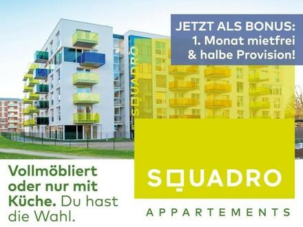 Perfekte, vollmöblierte 3 Zi. - WG-Wohnung nähe Med-Uni & FH Linz! - Jetzt als BONUS: 1 Monat mietfrei!