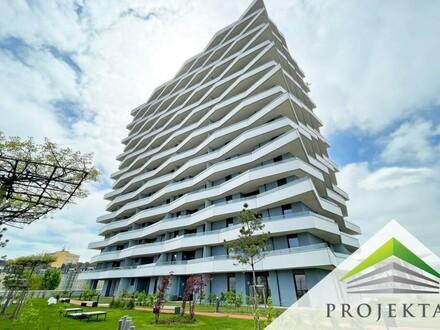 GRATIS UMZUGSMONAT! LENAU TERRASSEN - UP NACH OBEN! Exklusives Neubauprojekt bietet stylische 3 Zimmerwohnung!