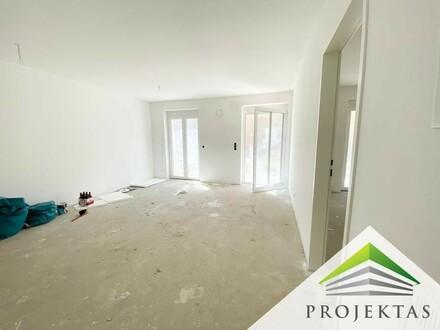 2-Zimmer-Neubauwohnung mit Garten in Ottensheim (Förderung vom Land OÖ!)