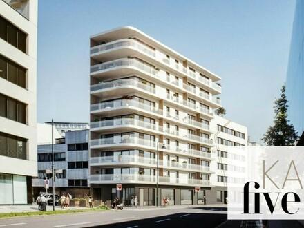 KAIfive - DIE Landmark in der Kaisergasse - TOP 1.2 | Baubeginn erfolgt!