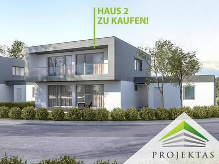 BAUBEGINN ERFOLGT! Modernes Architekten-Neubauhaus mit Keller am Pöstlingberg!