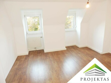Generalsanierte 2 Zimmerwohnung im Dachgeschoß zum Spitzenpreis!