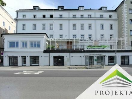 Geschichtsträchtiges Haus mit Flair! 215 m² Geschäftslokal für Ihren Standort in der Linzer Altstadt!
