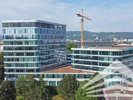 5800 M² Neubaubüro! Techbase Linz - Business Campus der Zukunft
