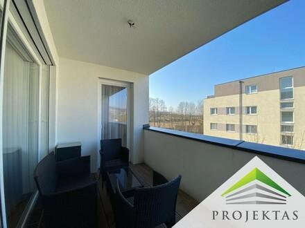 Moderne 2 Zimmerwohnung mit Küche und TG-Parkplatz in Leondinger Bestlage!