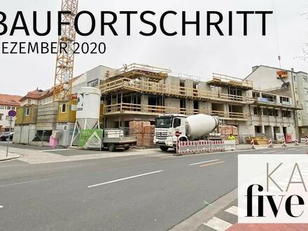 Zügiger Baufortschritt: KAIfive - DIE Landmark in der Kaisergasse - TOP 2.4
