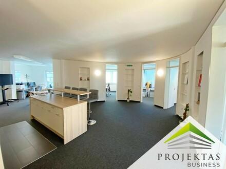 Repräsentatives Büro mit 190 m² im Business Corner Urfahr!