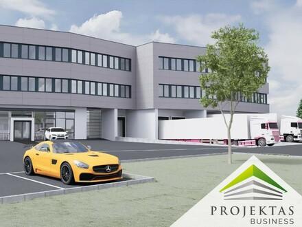 Ihre neue Betriebsliegenschaft im Südpark! Moderne Neubau Büro- und Produktionsflächen!