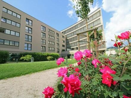 Optimale 2-Zimmer Gartenwohnung im Herzen von Urfahr!