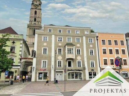 Historisches Stadthaus im Herzen Braunaus!