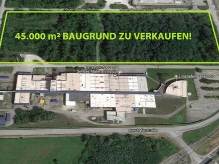 Lageansicht _ Ennshafen (Quelle Google-Maps)