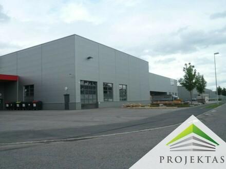 540 m² Halle mit Erweiterungsmöglichkeit & Freiflächen!! Widmung B!!