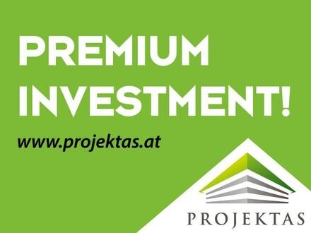 Premium Investment - Langfristig vermietete Bürofläche in der Linzer Innenstadt!