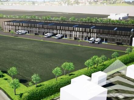 LogisticAREA Stadlhof - Neubau Gewerbeflächen in Wels