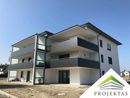 ERSTBEZUG! Neubau 4 Zimmer-Gartenwohnung in Eferding/Fraham!