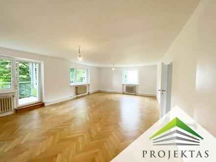 Großzügige 4 Zimmerwohnung mit Balkon - teilsaniert und toll aufgeteilt!