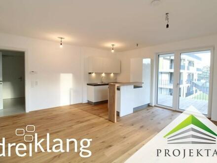 DREIKLANG - sonnige 3 Zimmer Wohnung mit toller Terrasse am Pöstlingberg!