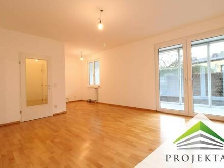 Chice 2 Zimmer-Wohnung mit Wintergarten, Garten & TG-Platz in Urfahr