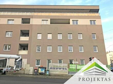 Kuwa 39 | Neubau-DG-Wohnungen am Fuße des Froschbergs - 3 Zimmerwohnung mit Küche & Loggia