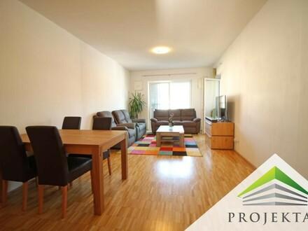 Gepflegte 3 Zimmerwohnung mit Wintergarten und großer Innenhofterrasse!