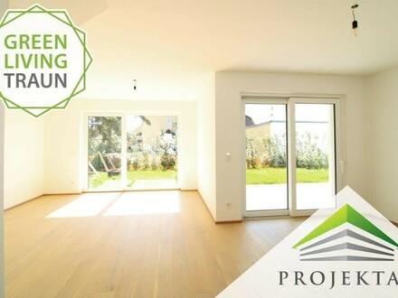 Jetzt besichtigen! GREEN LIVING TRAUN - Familienfreundliche Doppelhäuser am Drosselweg! | 360° Rundgang online!