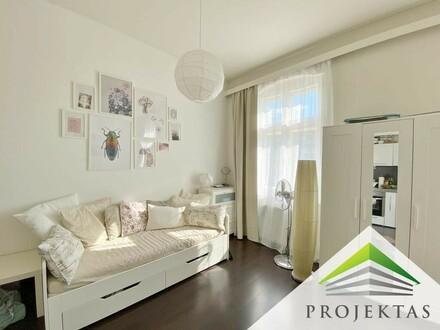 Gepflegte 1 Zimmerwohnung in historischem Altbau in bester Lage in Linz-Urfahr!