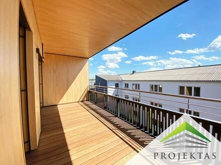 PROVISIONSFREI! CASA CARLONE - SMART & GREEN LIVING: Vollmöbierte Design-Wohnung in Linz