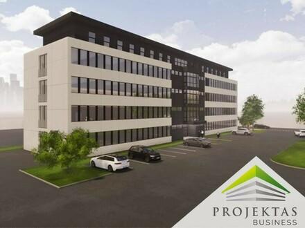 Generalsaniertes Bürohaus im Gewerbegebiet Wegscheid - Fertigstellung nach Ihren Wünschen!