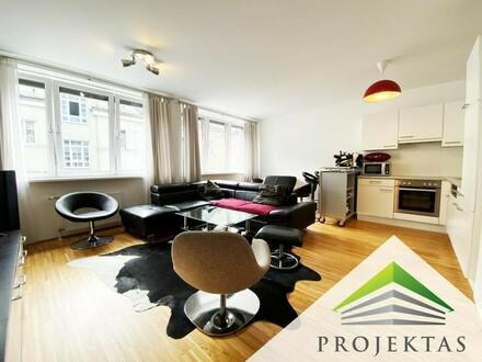 Neu sanierte 2 Zimmerwohnung mit Küche - Nähe Landstraße