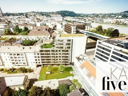 Zügiger Baufortschritt: KAIfive - DIE Landmark in der Kaisergasse - TOP 1.14