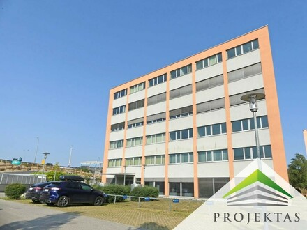 IHR NEUES BÜRO am Linzer WINTERHAFEN - ca. 644 m² mit Dachterrasse & Donaublick