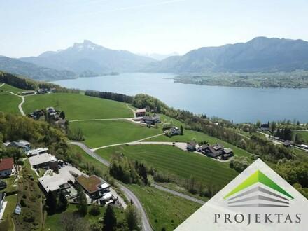High End Luxus-Haushälfte mit unverbaubarem Panorama-Seeblick - 360° Rundgang online!