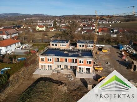 Zügiger Baufortschritt! LEBENSQUELL SCHÖNERING - der feine, grüne Unterschied! Reihenhaus TOP 6