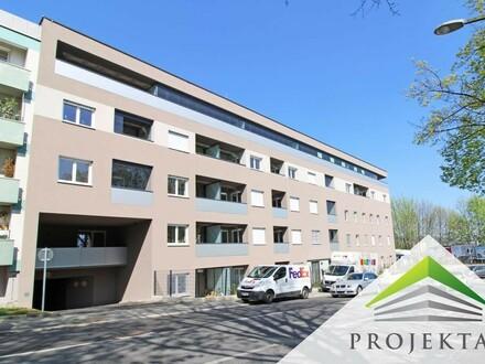Sensationelles 3 Zimmer Penthouse mit Küche & großer Loggia | Kuwa 39 | Neubau-DG-Wohnungen am Fuße des Froschbergs