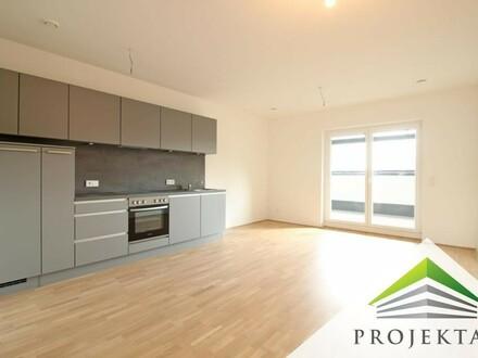 Kuwa 39 | Neubau-DG-PENTHOUSE am Fuße des Froschbergs - 3 Zimmerwohnung mit Küche & großer Loggia | PROVISIONSFREI