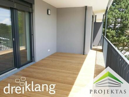 """Einladende 3 Zimmer Wohnung im Projekt """"DREIKLANG"""" - Bezug ab sofort!"""