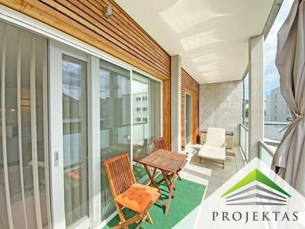Stylische 3-Zimmer-Wohnung mit großer sonniger Loggia in Ottensheim!