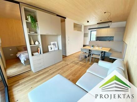 CASA CARLONE - Vollmöbierte Design-Wohnung in Linz! 360° Rundgang online!
