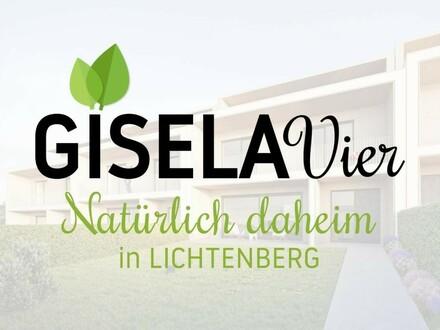 GISELA Vier - Natürlich daheim in Lichtenberg! (Variante Eckhaus 4 mit DG-Studio)